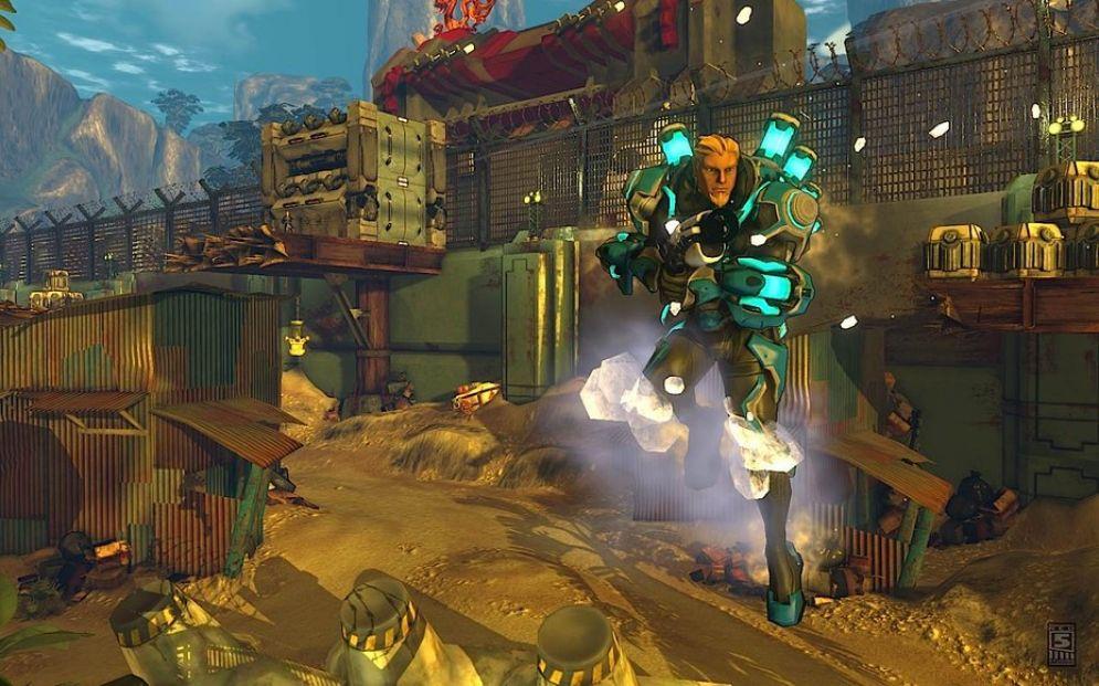 Screenshot ze hry Firefall - Recenze-her.cz
