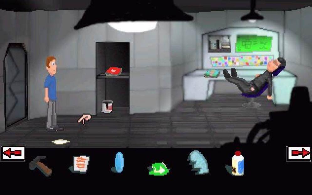 Screenshot ze hry Flashbax - Recenze-her.cz