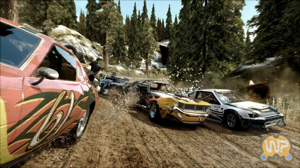 Screenshot ze hry FlatOut: Ultimate Carnage - Recenze-her.cz
