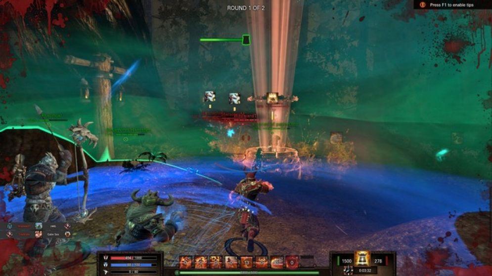 Screenshot ze hry Forge - Recenze-her.cz