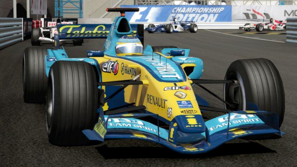 Screenshot ze hry Formula One: Championship Edition - Recenze-her.cz
