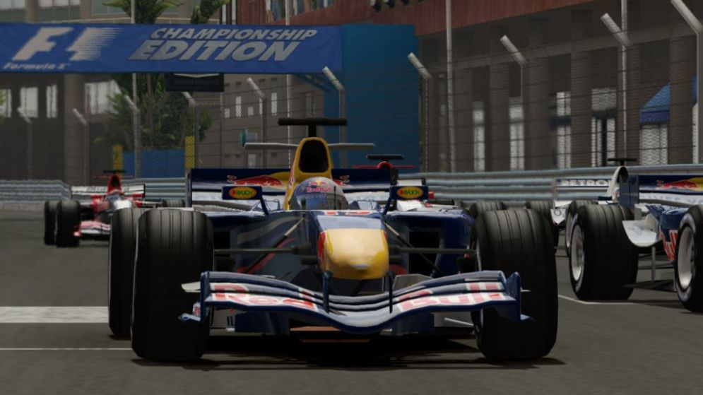 Screenshot ze hry Formula One: Championship Edition - Recenze-her.cz