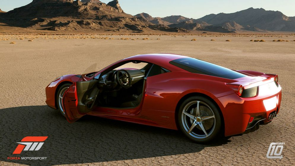 Screenshot ze hry Forza Motorsport 4 - Recenze-her.cz