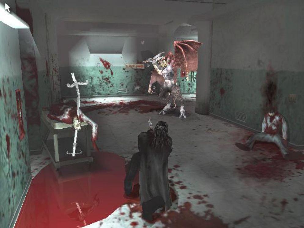 Screenshot ze hry Four Horsemen of the Apocalypse - Recenze-her.cz