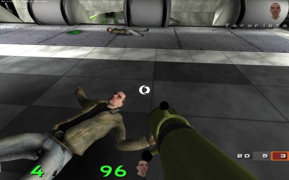 Screenshot ze hry FPScore - Recenze-her.cz