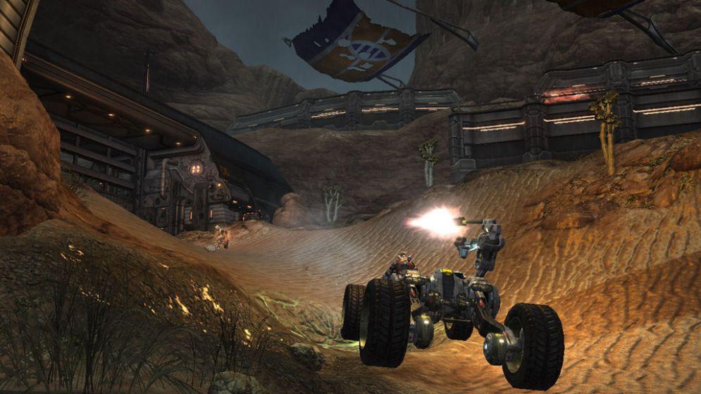 Screenshot ze hry Fracture - Recenze-her.cz