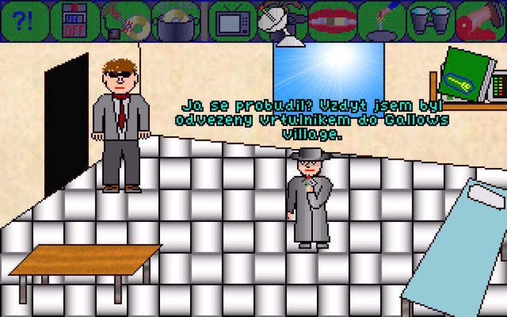 Screenshot ze hry Gallows Village - Recenze-her.cz