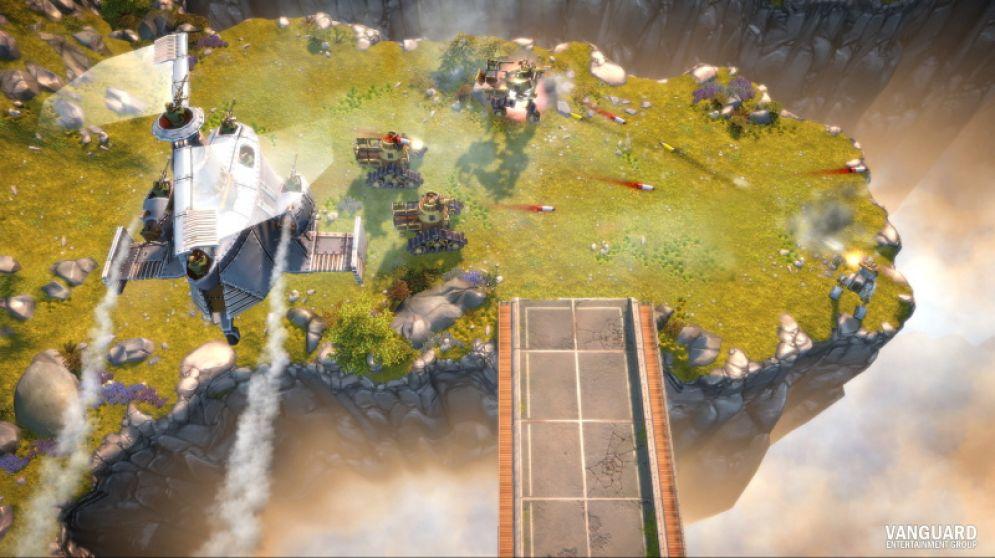 Screenshot ze hry Gatling Gears - Recenze-her.cz
