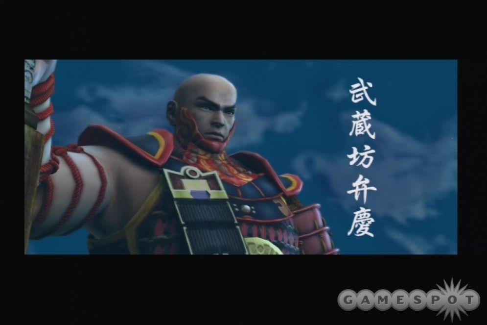 Screenshot ze hry Genji: The Legend Begins - Recenze-her.cz