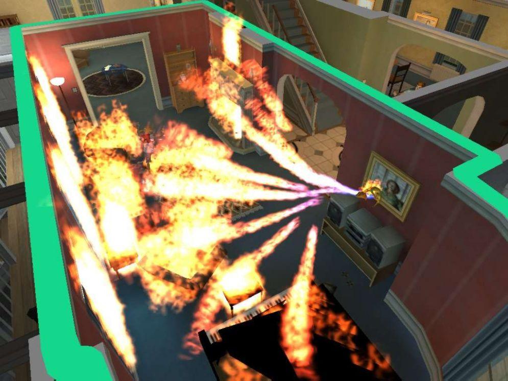 Screenshot ze hry Ghost Master - Recenze-her.cz