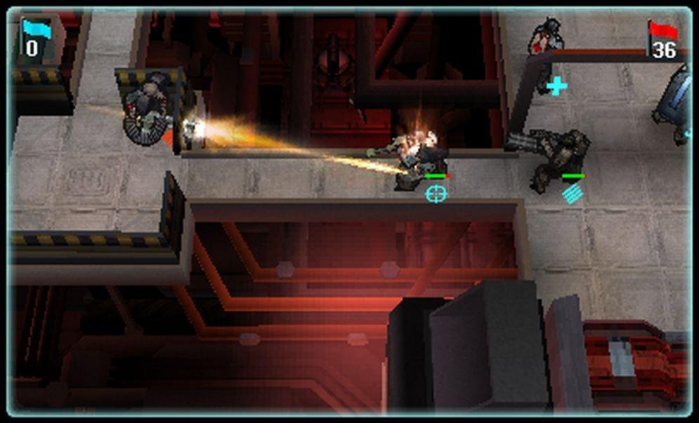 Screenshot ze hry Ghost Recon: Shadow Wars - Recenze-her.cz