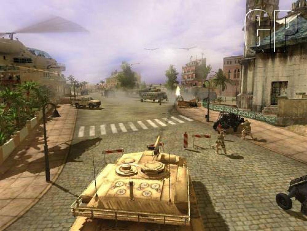 Screenshot ze hry Ghost Wars - Recenze-her.cz