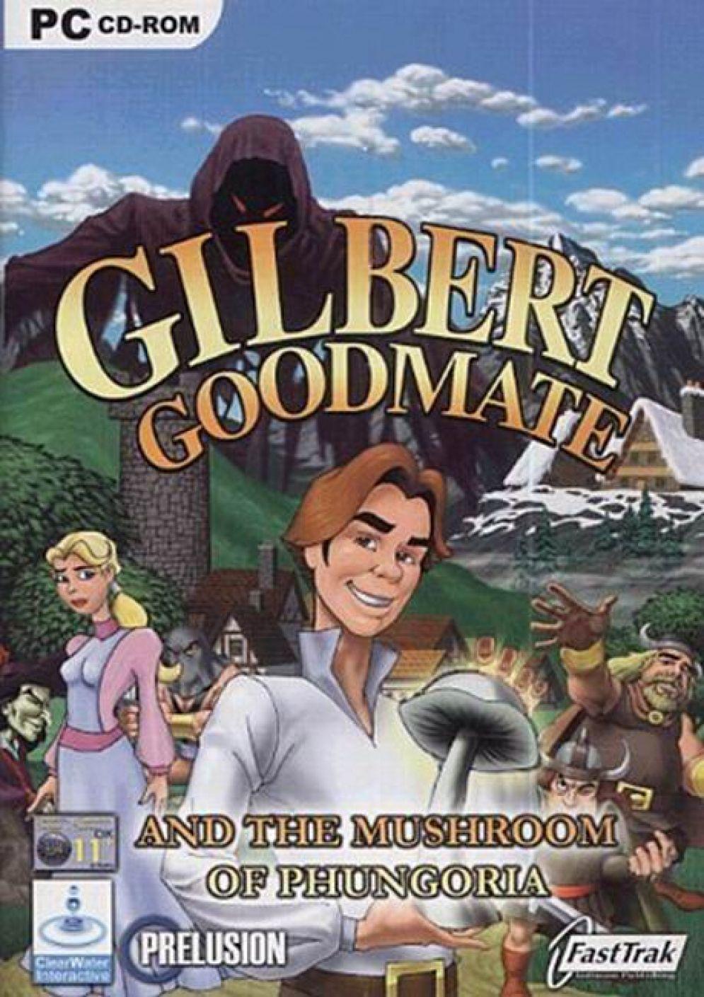 Screenshot ze hry Gilbert Goodmate: and the Mushroom of Phungoria - Recenze-her.cz