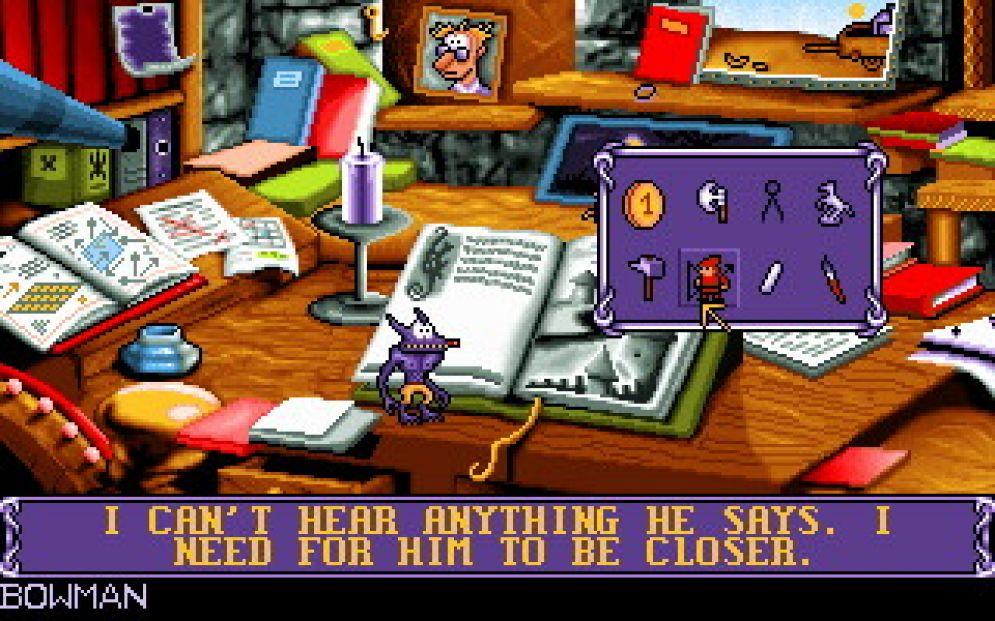 Screenshot ze hry Goblins 3 - Recenze-her.cz
