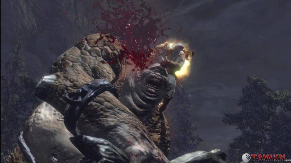 Screenshot ze hry God of War III - Recenze-her.cz
