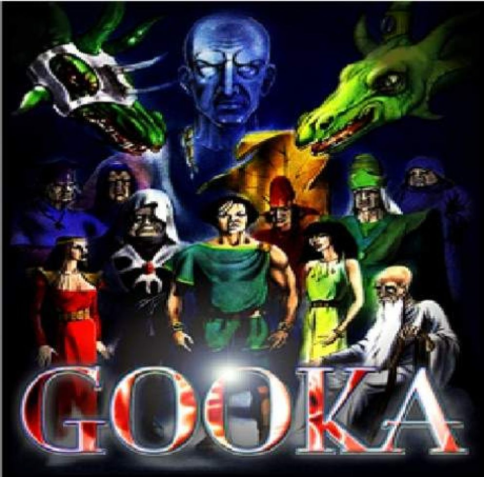 Screenshot ze hry Gooka - Recenze-her.cz