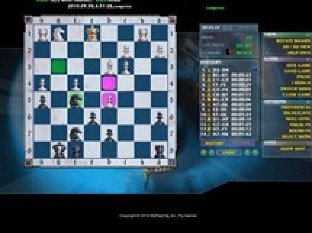Screenshot ze hry Grand Master Chess - Recenze-her.cz