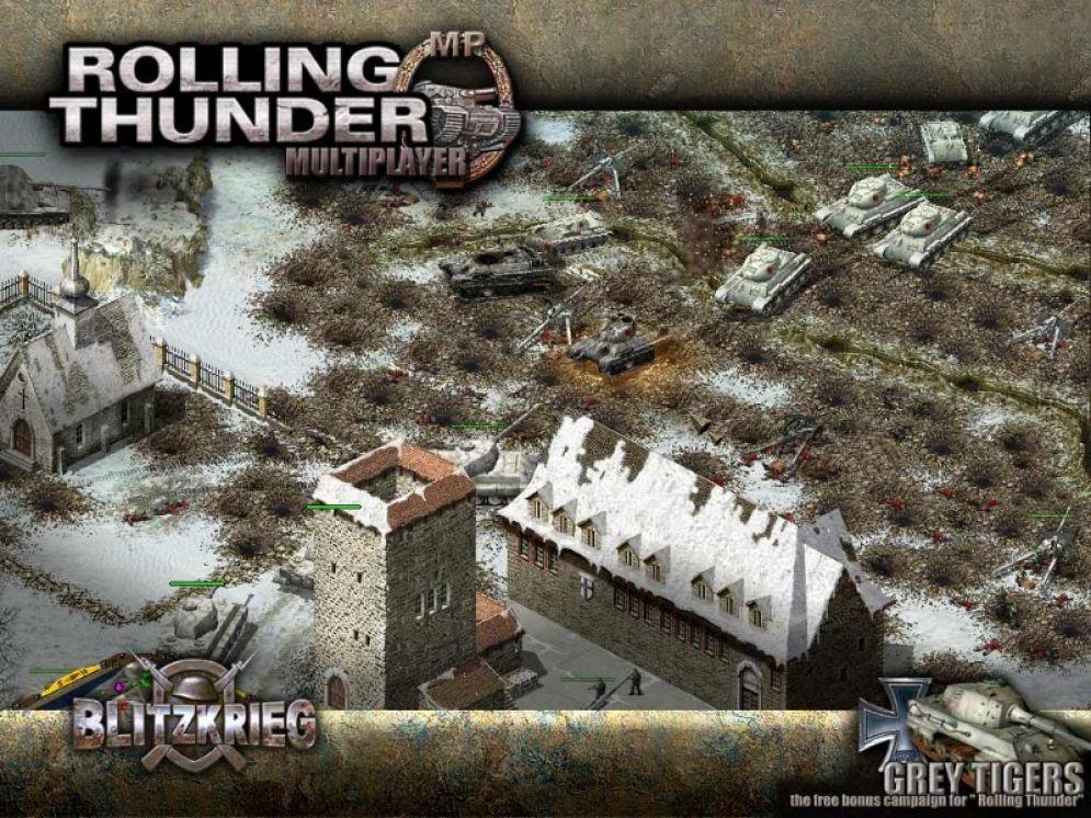 Screenshot ze hry Grey Tigers - Recenze-her.cz