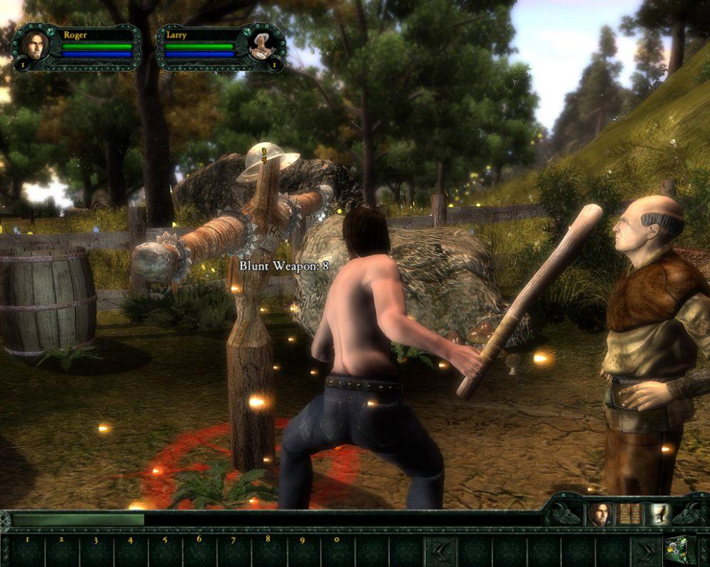 Screenshot ze hry Grotesque: Heroes Hunted - Recenze-her.cz