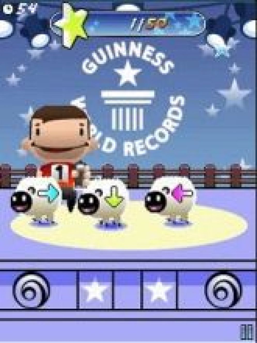 Screenshot ze hry Guinness World Records: The Videogame - Recenze-her.cz