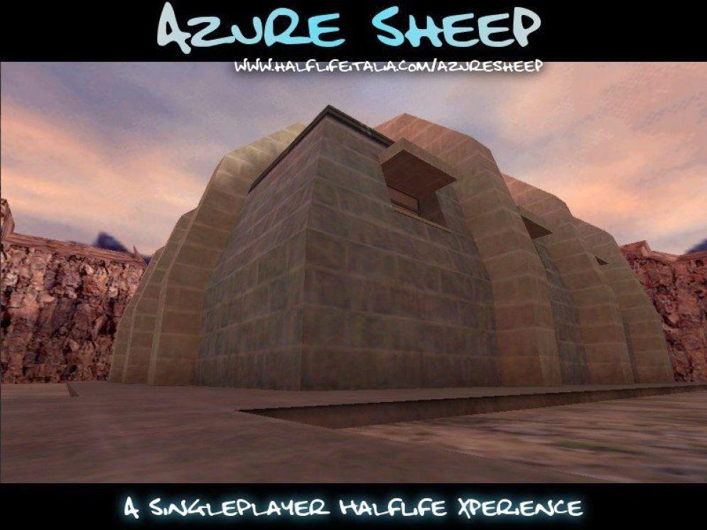 Screenshot ze hry Half-Life: Azure Sheep - Recenze-her.cz