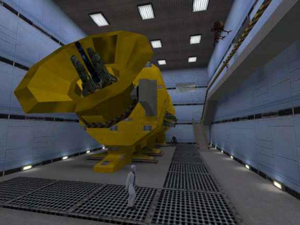 Screenshot ze hry Half-Life: Peaces Like Us - Recenze-her.cz