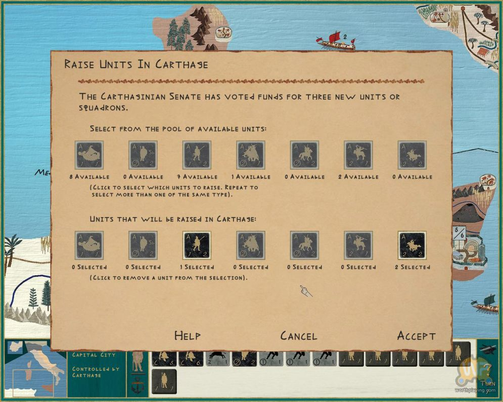 Screenshot ze hry Commander: Conquest of the Americas - Recenze-her.cz