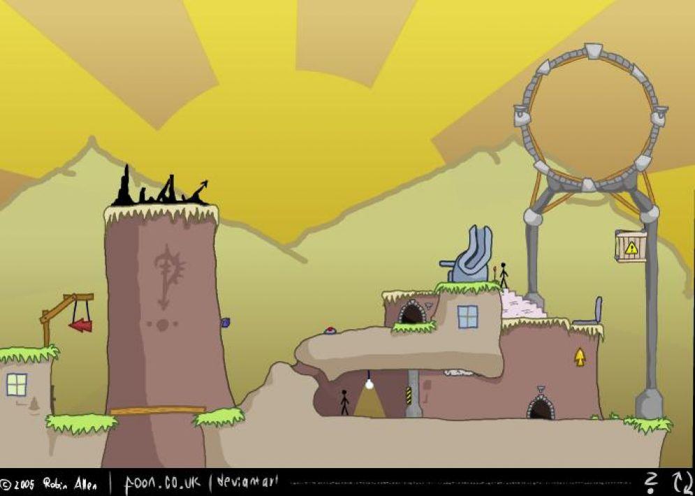 Screenshot ze hry Hapland 1 - Recenze-her.cz