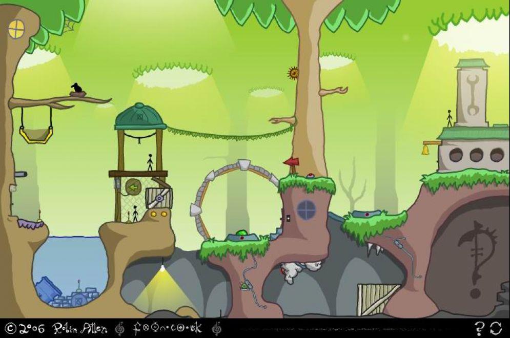 Screenshot ze hry Hapland 3 - Recenze-her.cz