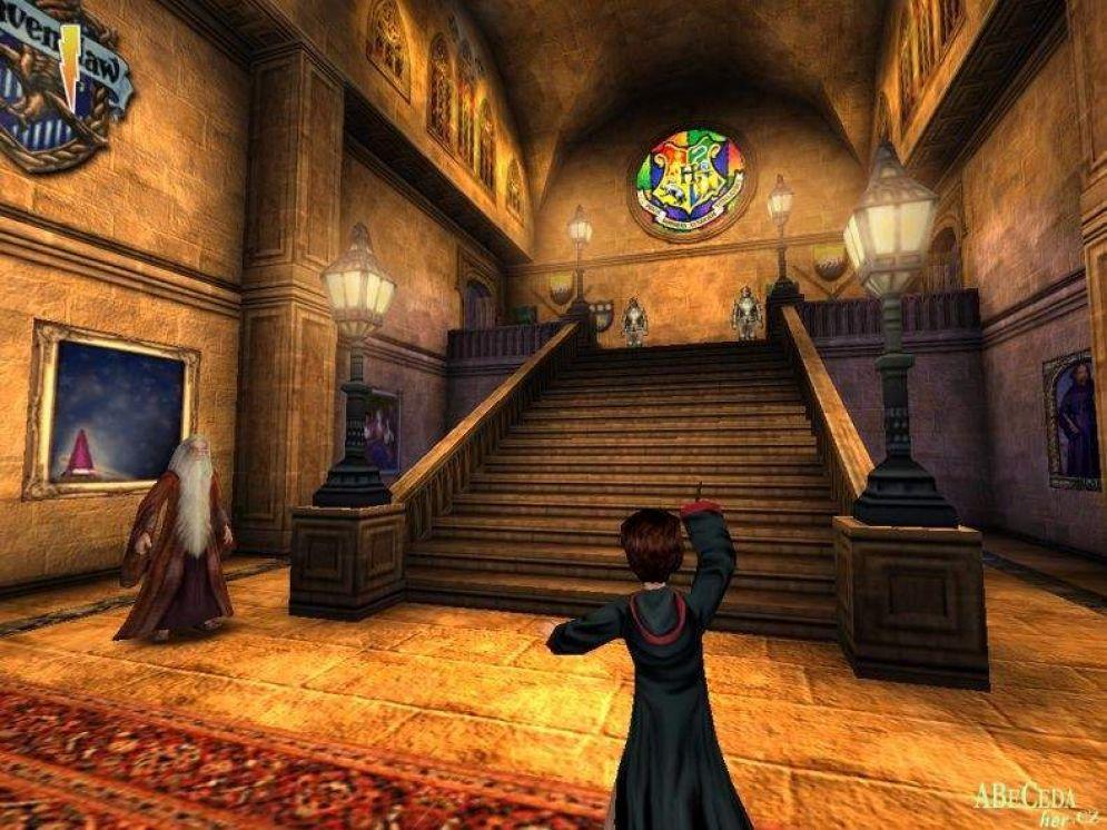 Screenshot ze hry Harry Potter a kámen mudrců - Recenze-her.cz
