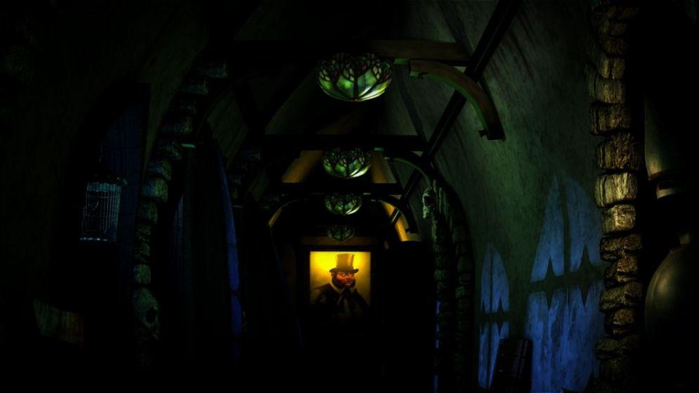 Screenshot ze hry Haunt - Recenze-her.cz