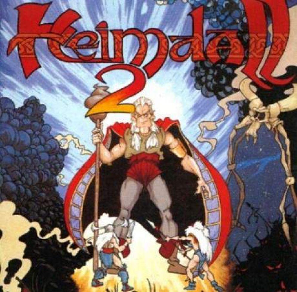Screenshot ze hry Heimdall 2 - Recenze-her.cz