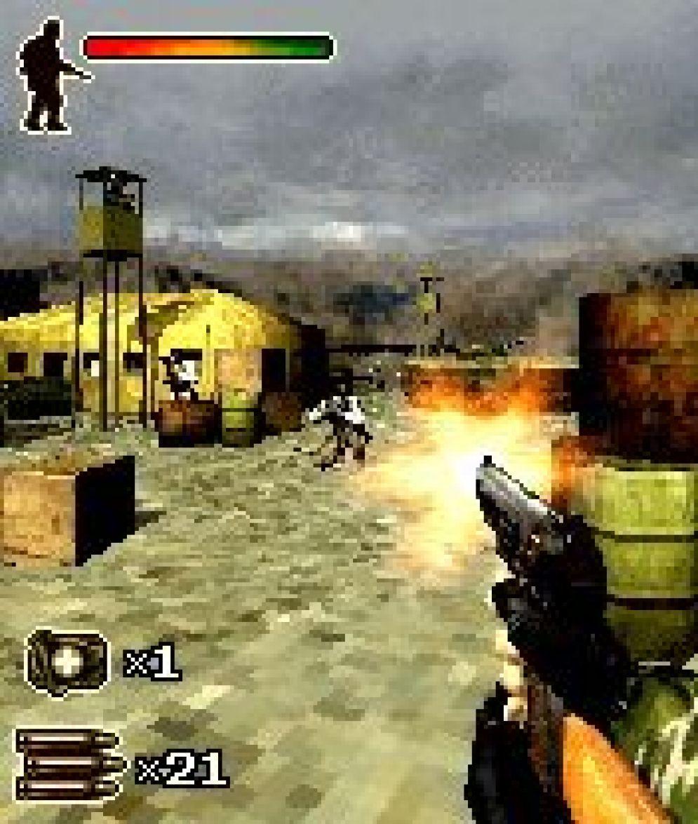 Screenshot ze hry Heroes Of War: Sand Storm - Recenze-her.cz
