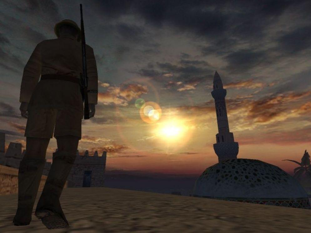 Screenshot ze hry Hidden & Dangerous 2: Sabre Squadron - Recenze-her.cz