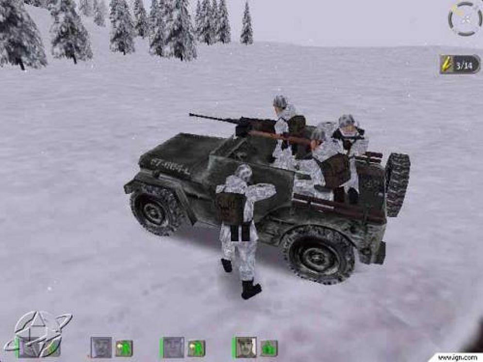 Screenshot ze hry Hidden & Dangerous: Fight for Freedom - Recenze-her.cz