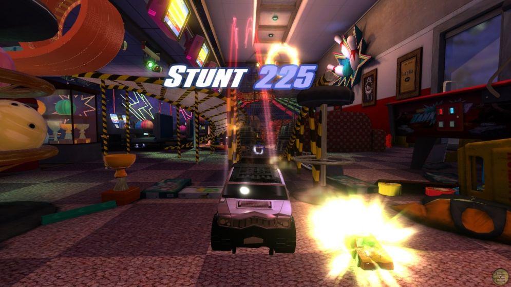 Screenshot ze hry Hot Wheels: Beat That! - Recenze-her.cz