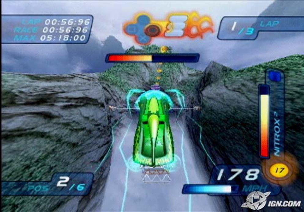 Screenshot ze hry Hot Wheels World Race  - Recenze-her.cz