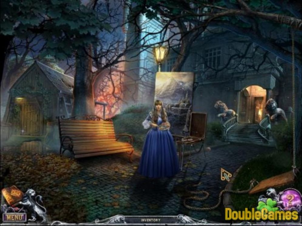 Screenshot ze hry House of 1000 Doors: The Palm of Zoroaster Collector´s Edition - Recenze-her.cz
