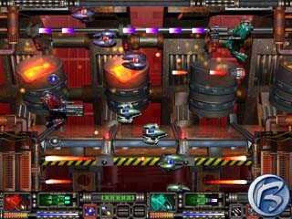 Screenshot ze hry HyperCore - Recenze-her.cz