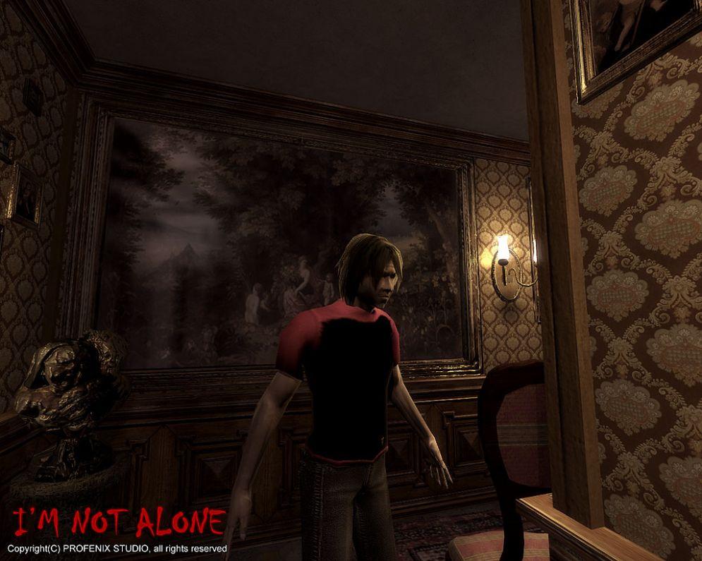 Screenshot ze hry I Am Not Alone - Recenze-her.cz