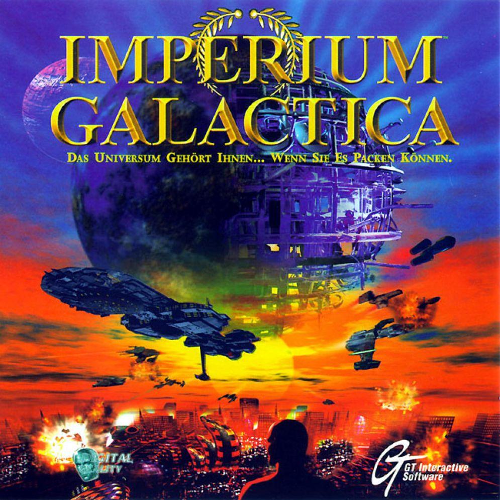 Screenshot ze hry Imperium Galactica - Recenze-her.cz