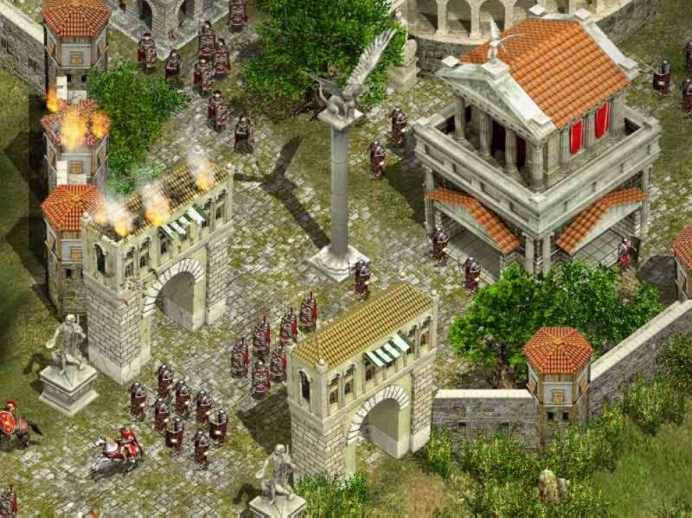 Screenshot ze hry 