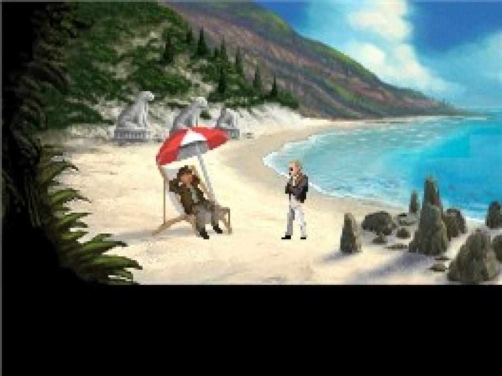 Screenshot ze hry Indiana Jones and The Pasage of Saints - Recenze-her.cz
