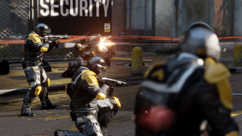 Screenshot ze hry inFamous: Second Son - Recenze-her.cz