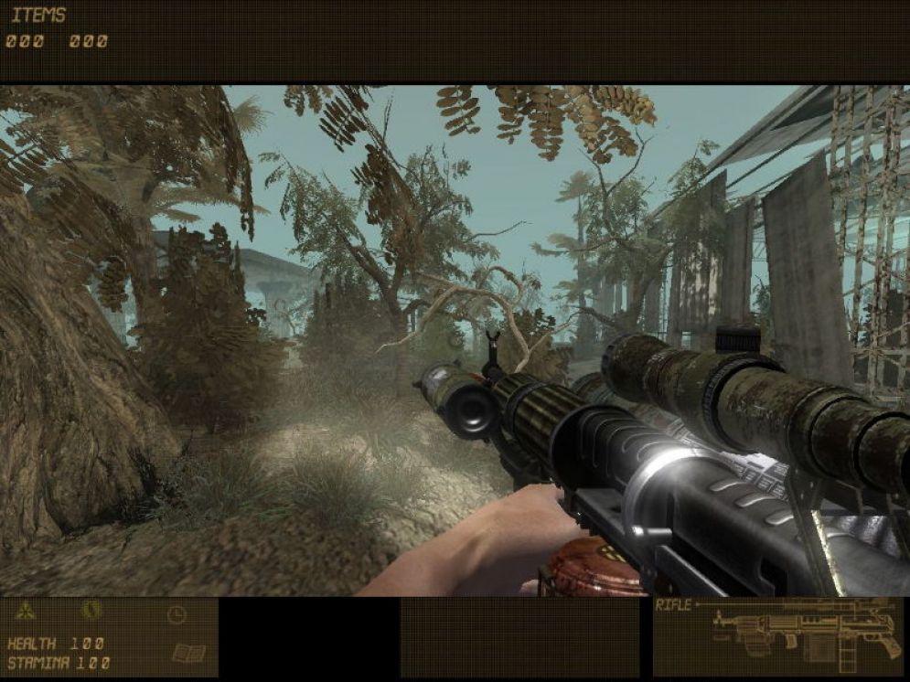Screenshot ze hry Inhabited Island: Stranger among the strangers - Recenze-her.cz