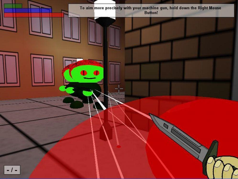 Screenshot ze hry Invasion 3D - Recenze-her.cz