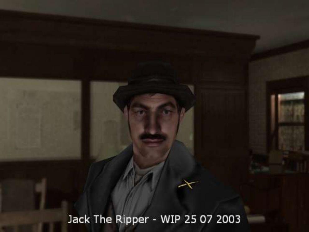 Screenshot ze hry Jack the Ripper - Recenze-her.cz