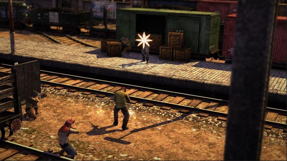 Screenshot ze hry Jagged Alliance Online - Recenze-her.cz