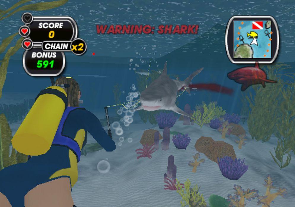 Screenshot ze hry Jaws: Ultimate Predator - Recenze-her.cz