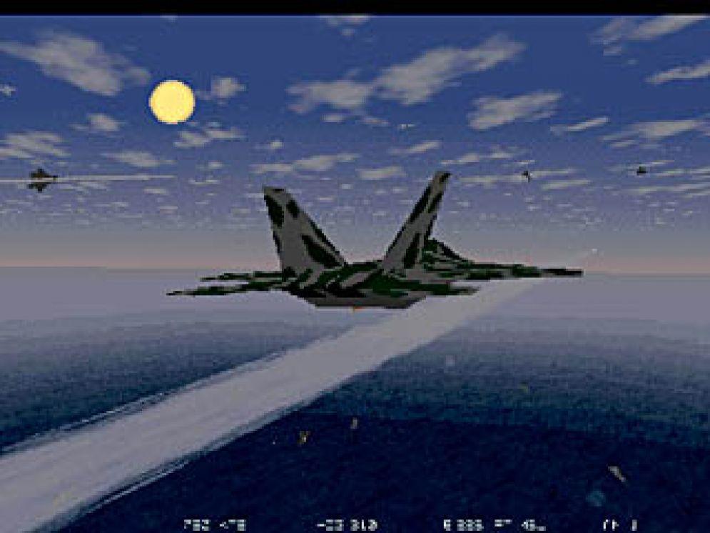 Screenshot ze hry Jetfighter III - Recenze-her.cz